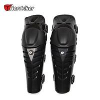 New HEROBIKER Newest Upgrade Motorcycle Knee Motorcross Kneepad Moto Racing Protective Gear Knee Pads Protector Body