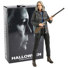 NECA Horror Halloween 2018 Laurie Strode Final Action Figure Collectible Modelo Toy(China)