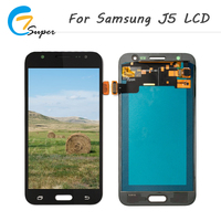 ET Super 10Pcs For Samsung Galaxy J5 2015 LCD Display Touch Screen Digitizer Assembly Replacement For