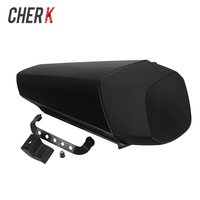 Cherk Motorcycle High Quality ABS Plastic Black Seat Cowl Cover Fairing For Yamaha YZF R1 2015 2016 Motorcycle Parts
