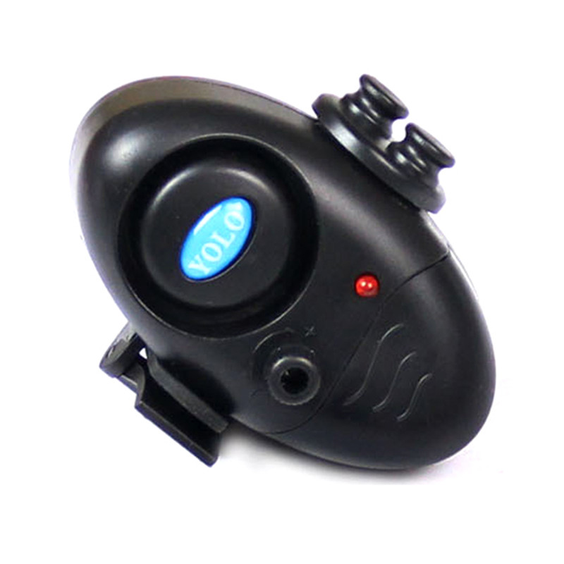 Image 5 - NEW Fishing Electronic LED Light Fish Bite Sound Alarm Bell Clip On Fishing Rod Black Tackle Fishing Tool Supplies-in Fishing Tackle Boxes from Sports & Entertainment