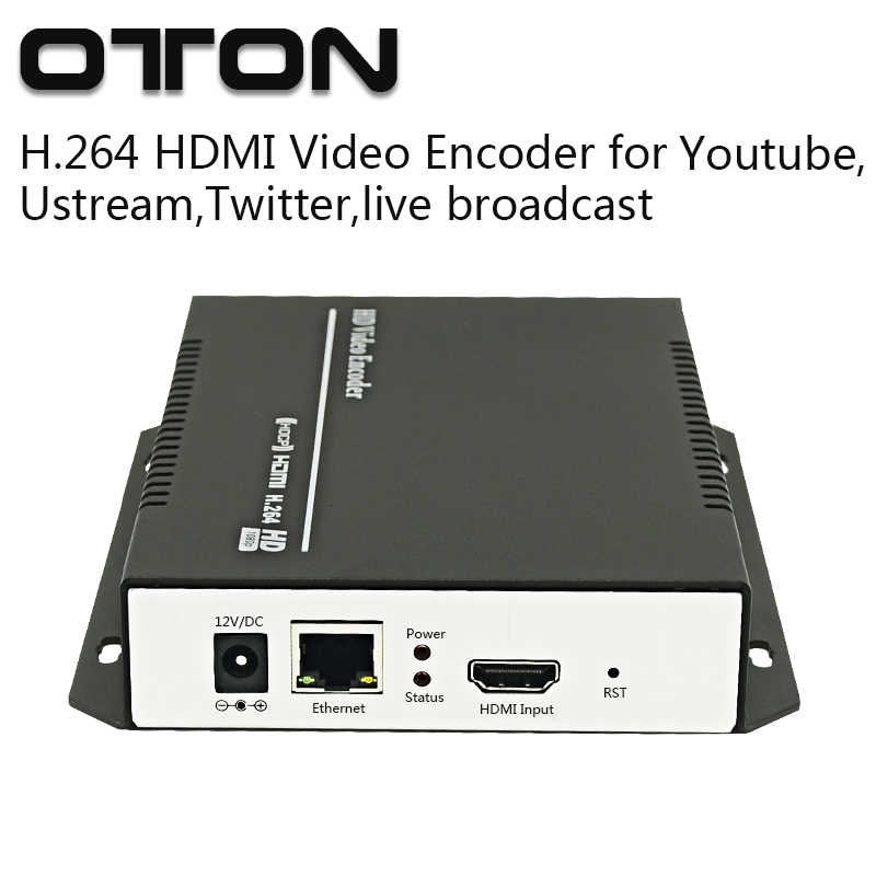 Detail Feedback Questions about OTON H 264 VGA Video Encoder for