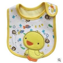 Baby's Cartoon Style Waterproof Bib