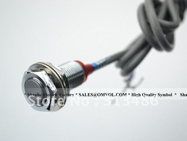Hall Sensor Njk 5002c Npn 3 Wire No Dia 12mm Proximity Switch Hall