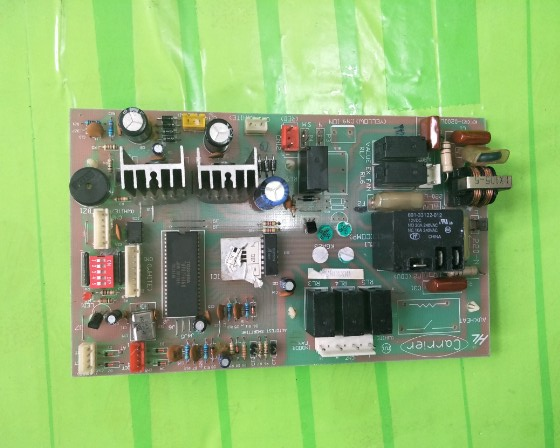 0030850 KFR-0200L Good Working Tested