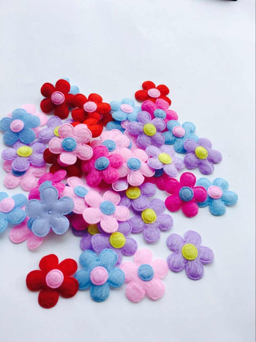 90636287c Detail Feedback Questions about 14mm Resin Flower Flatback Buttons ...