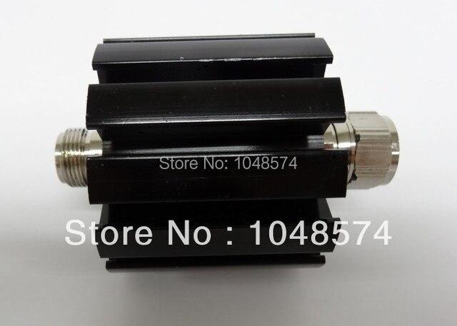 Free Shipping  N Male to N Female connector RF DC-3GHz 25W  20dB Coaxial Attenuator