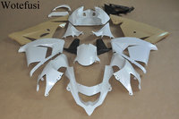 Wotefusi ABS инъекции Неокрашенный обтекатель кузова для Kawasaki Ninja ZX10R 2004 2005 [CK1059]