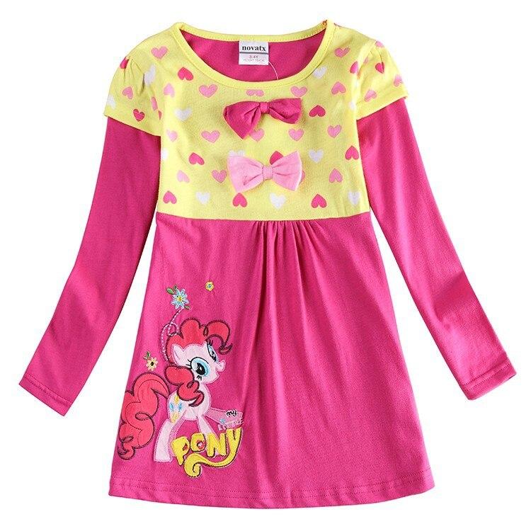 Пони платье для девочек