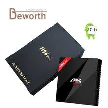 3GB RAM 32GB H96 Pro+ Plus Amlogic S912 Octa Core Android 7.1 TV BOX 4K 1000M KODI 2.4/5.8G WiFi BT4.0 IPTV Smart Media Player