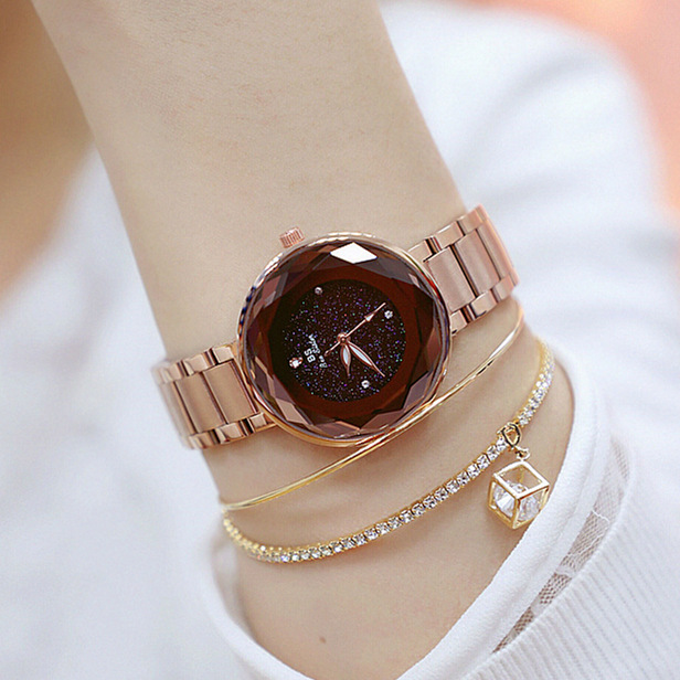 Hot Sales Luxury ladies Watch Women Rose Gold Dress Watches Fashion Steel Woman Watch Elegant Black Clock montre femmeHot Sales Luxury ladies Watch Women Rose Gold Dress Watches Fashion Steel Woman Watch Elegant Black Clock montre femme
