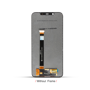 Image 3 - Original For Nokia 8.1 LCD Display Screen Touch Panel For Nokia X7 LCD Digitizer Assembly Replacement Repair Spare Parts