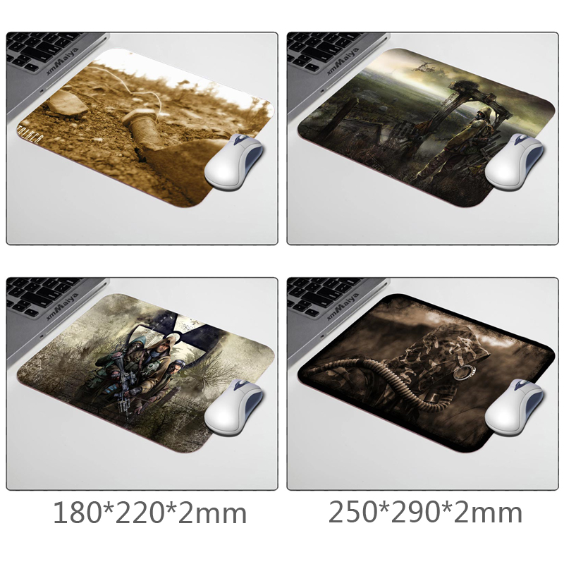 Stalker Computer Mousepad Gaming Padmouse Gamer Mat 180*220mm 200*250mm or 250*290mm