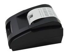 Bluetooth interface pos printer Wholesale High quality 58mm thermal receipt printer machine printing speed 90mm / s
