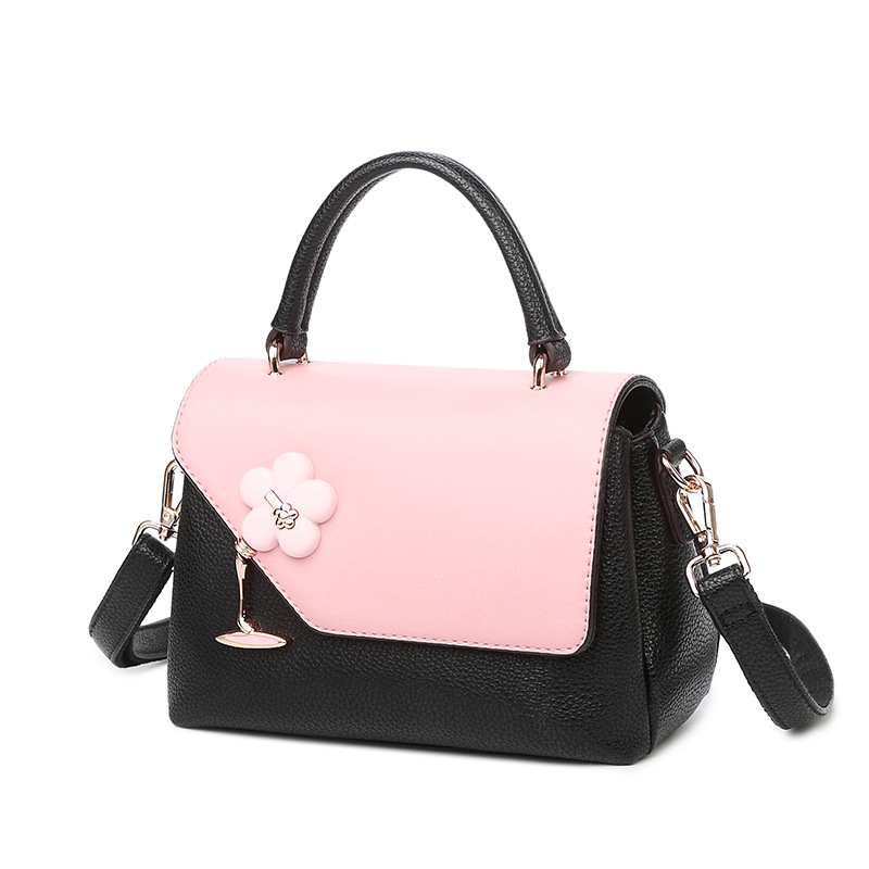 Bags handbags women famous brands with designer shoulder bags high quality genuine leather ladies single bag fashion cheap flap famous brands handmade women shoulder bags fashion high quality designer black leather handbags ladies knitting messenger bag b