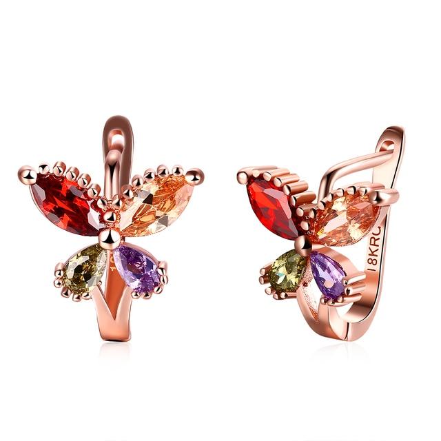 LKN18KRGPE124 2016 Fashion popular ear clip