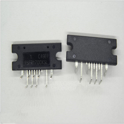 5 PCS FSFR1700XSL IC FPS PWR INTERRUPTEUR 200 W 9-SIPL