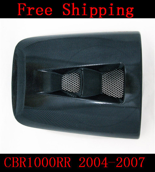 For Honda CBR1000RR 2004 2005 2006 2007 motorbike seat cover CBR 1000 RR Motorcycle Carbon fairing rear sear cowl cover aftermarket free shipping motorcycle parts brake clutch hand lever for honda cbr1000rr cbr 1000 2004 2005 2006 2007 carbon