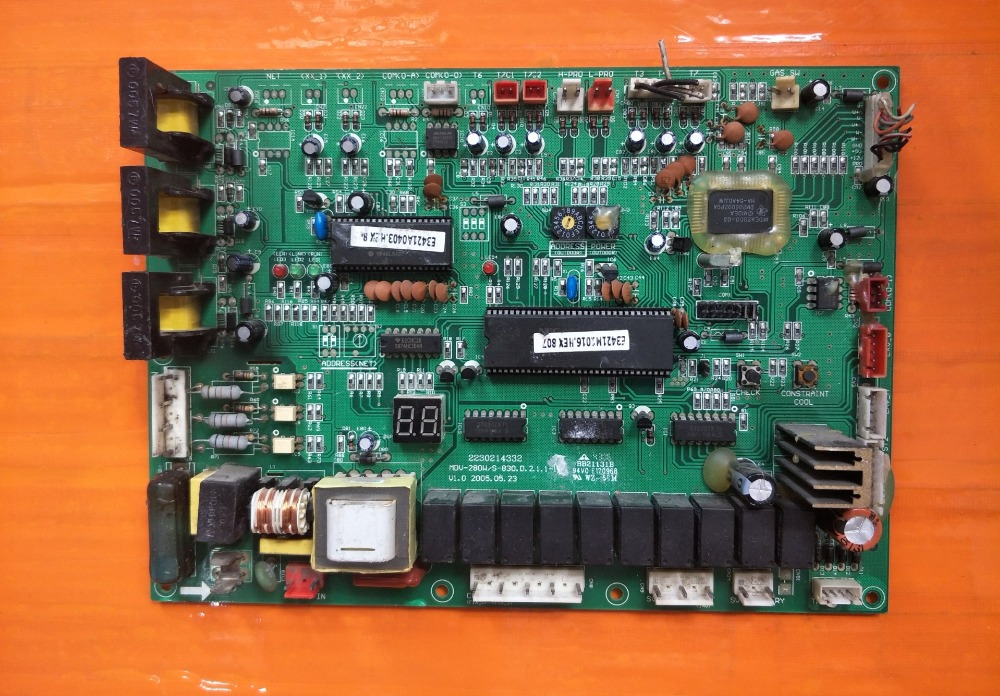 MDV-280W/S-830.D.2.1.1-1 Good Working Tested