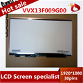 Alta calidad Gread A + 13.3 pulgadas de pantalla lcd de pantalla LCD Del Ordenador Portátil Para Sony VVX13F009G00 VVX13F009G10
