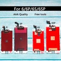 Замена ЖК-дисплея для iphone 6 ЖК-экран сенсорный дигитайзер сборка для iphone 6 Plus экран AAA качество для iphone 6s lcd