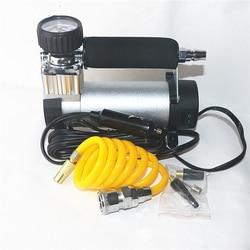 LEDTENGJIE Auto Pompa Gonfiabile Accendisigari AC 12 V Auto Misurazione Della Pressione Dei Pneumatici Auto Gonfiabile Gonfiatore della gomma