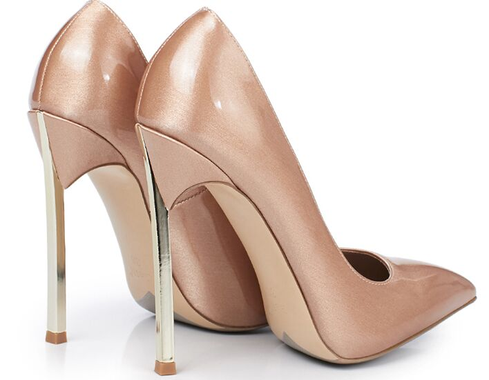 Bout 5 4 Verni Femmes Stiletto Talons Hauts Cm Sexy Pointu 3 Femme Pompes Cuir Haute 2 En 1 Chaussures 12 BBg1Hq7P