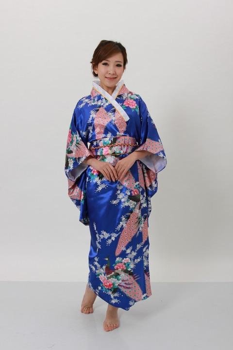 High Quality Japanese Women Kimono Yukata With Obi Sexy ... |Japanese Blue Sweater Vest For Women