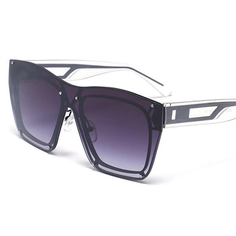 Hot Vendas Moda Masculina Quadrado Óculos De Sol de Marca Designer de Óculos  de Sol Do Esporte para Homens Espelho Óculos UV400 Oculos de sol Gafas 7467fbfb7e