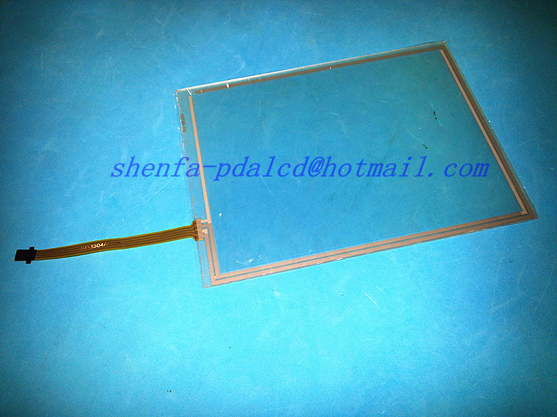 6.5 inch touch for STAR470 4WIRES touch screen for ROBOT touch panel glass free shipping