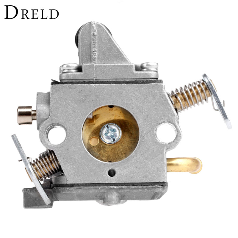 DRELD Chainsaw Carburetor Carb for ZAMA for STL CHAINSAW 017 018 MS170 MS180 Chainsaw Spare Parts Garden Tools Parts chainsaw zama carburetor carbs ignition
