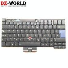 Neue Original GB UK Englisch Tastatur für IBM Thinkpad X200 X200S X200 Tablet X201 X201i X201S X201 Tablet Teclado 42T3741 42T3675
