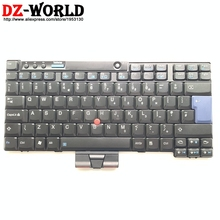 Nieuwe Originele GB UK Engels Toetsenbord voor IBM Thinkpad X200 X200S X200 Tablet X201 X201i X201S X201 Tablet Teclado 42T3741 42T3675