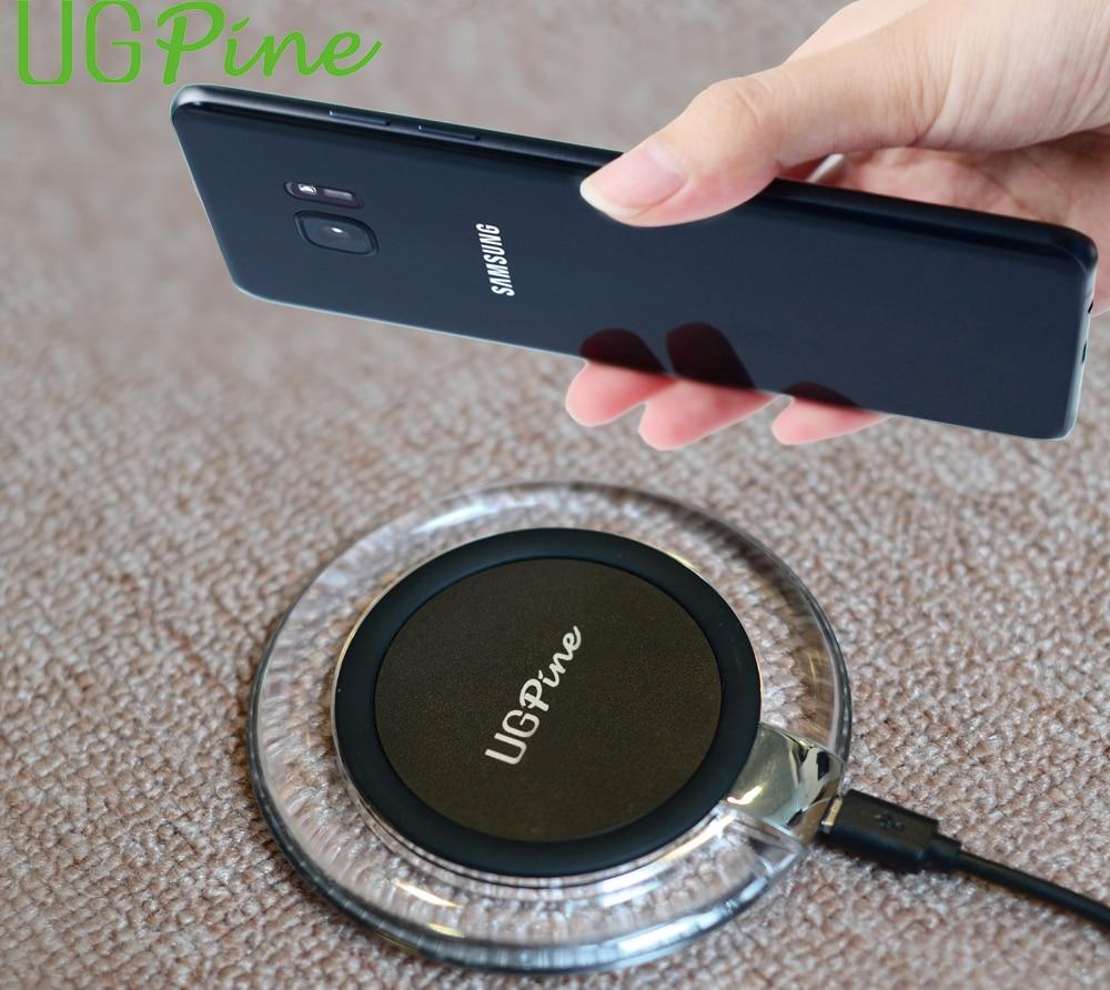 UGpine Qi Wireless Charger,Wireless Chars