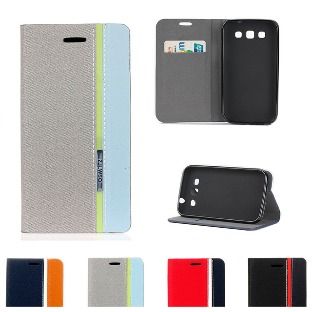 aa629d8e61b Case For Samsung Galaxy Win i8550 i8558 Duos i8552 8552 GT-i8552 GT-i8550l  GT-i8558 Flip Leather Phone Cover For Grand Quattro