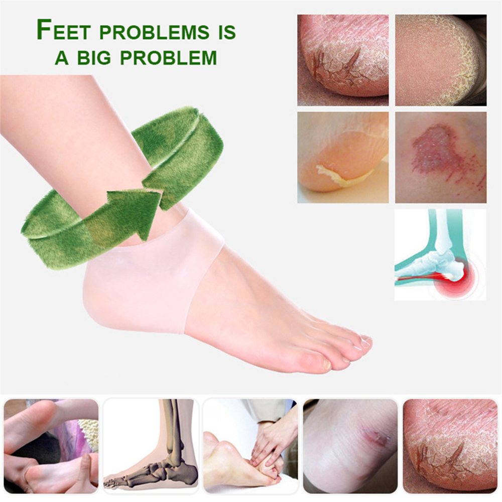 Hot-Sale-Foot-Care-Top-Fashion-Silica-Gel-Heel-Protective-Crack-Socks-Feet-Sleeve-Heel-Repair