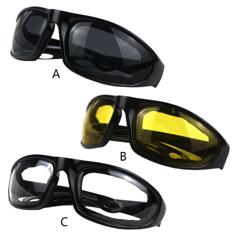 Motorcycle Glasses Riding Cycling Windproof Outdoor Driving Protective Universal
