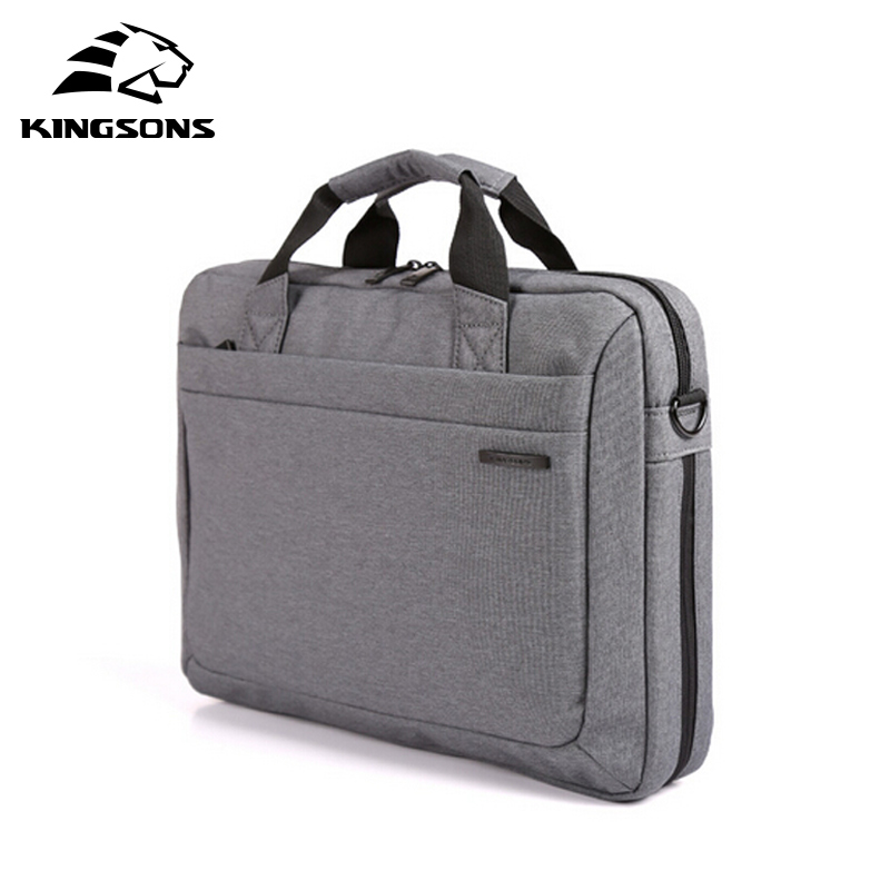 Kingsons 14.1 inch Hot Sale Waterproof Notebook Computer Laptop Bag for Men Women Briefcase Shoulder Messenger Bag KS3069W ...