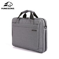 Kingsons 14 1 Inch Hot Sale Waterproof Notebook Computer Laptop Bag For Men Women Briefcase Shoulder