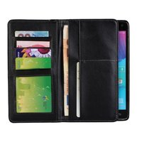 PU Leather Wallet Purse Pouch Book Flip Cover Case For Samsung Galaxy Note 4 S3 SIII