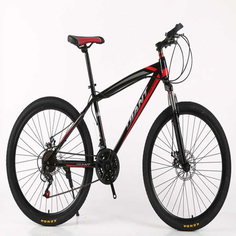 26 Inches Mountain Bike Adult Bicycle Male And Female Shifting Bicycle Damping Teens Student Scooter Double Disc Brake Racing