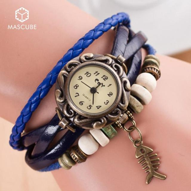 [MASCUBE]Brand Quartz Wristwatch Women Dress Watches relojes mujer relogio feminino montre femme Women's Watch Clock Female