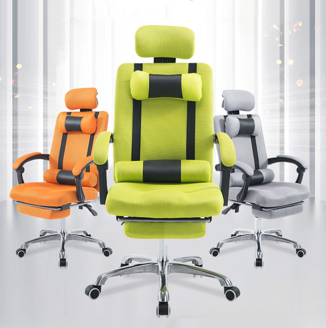 Hot sales of comfortable office computer chairs home leisure chairs can be rotating multi-functional chair