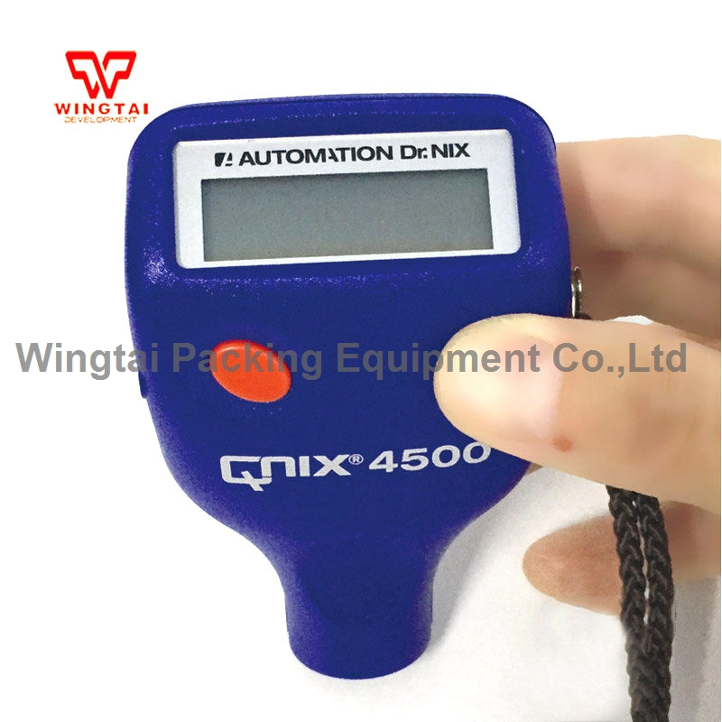 QNix 4500 Coating Thickness Measurements for All Paint and Automobile Applications benetech digital film coating thickness gauge 0 1800um 0 01mm resolutiongm210 digital paint film iron base thickness gauge meter