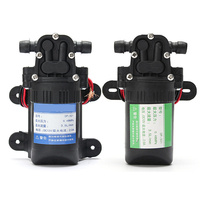 1X DC 12V 3 5L M High Pressure Micro Diaphragm Self Priming Diaphragm Water Pump For