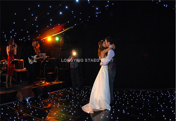 High Quality lighted dance floor