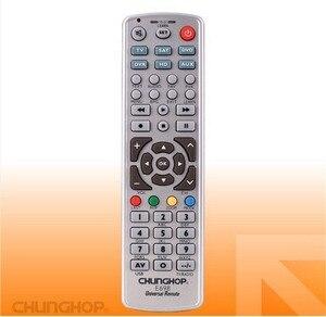 Image 1 - קומבינטוריים שלט רחוק ללמוד לטלביזיה SAT DVD CBL DVB T AUX CE חכם טלוויזיה 3D Chunghop E698
