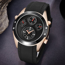 2016 CURREN Montre Homme exterior impermeable Reloj deportivo Top Brand hombres de lujo Casual hombres Reloj de cuarzo de pulsera Reloj Hombre