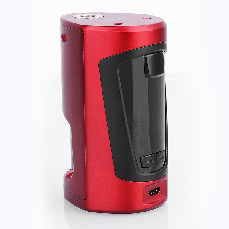 Original GeekVape GBOX 200W BF TC VW Variable Wattage Box Mod 8ml Bottle Dual 18650 Vape Mod