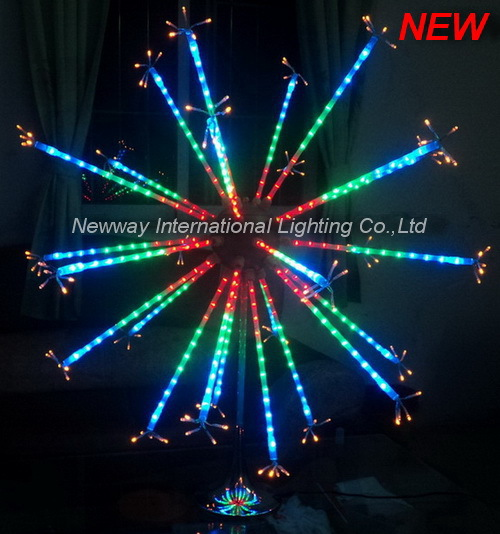 2pcs Lot Multi Color Led Starburst Lights Fireworks Lamps Indoor Lighting In Novelty From On Aliexpress Alibaba Group